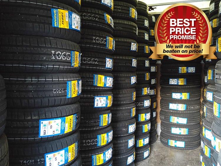Tyre Sales Image